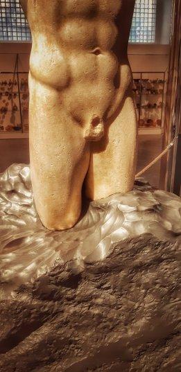 Il Kouros ritrovato ©Ljus av Balarm