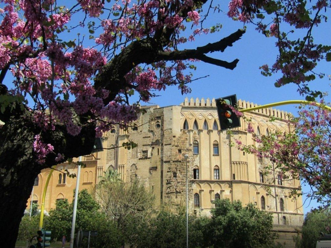 Palazzo dei Normanni a Palermo