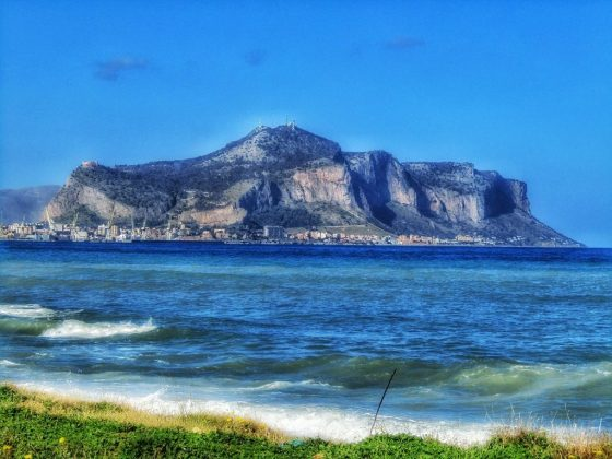 Monte Pellegrino © Patrizia Grotta
