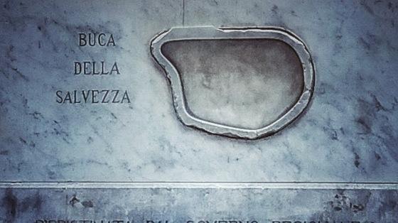 Buca della Salvezza a Palermo