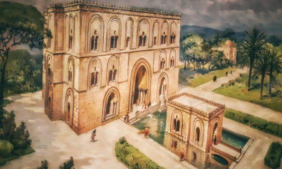 I dettagli che arricchiscono la Splendida Zisa di Palermo