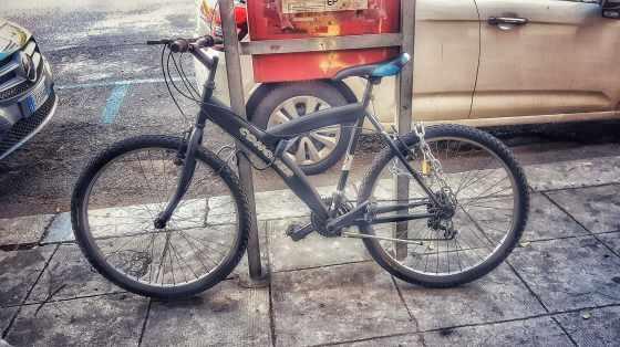 Palermo e le biciclette
