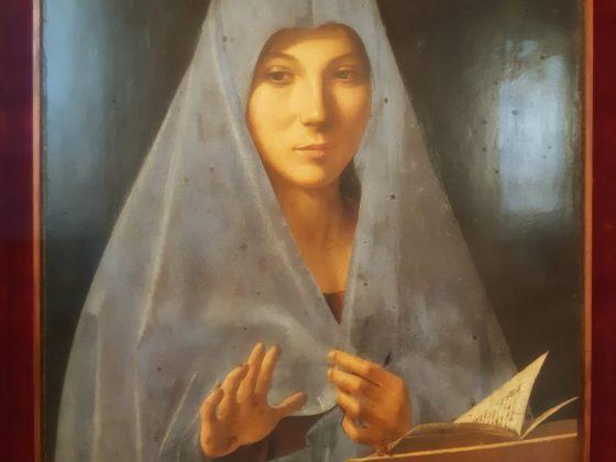 L'Annunciata di Antonello, perla di Palazzo Abatellis